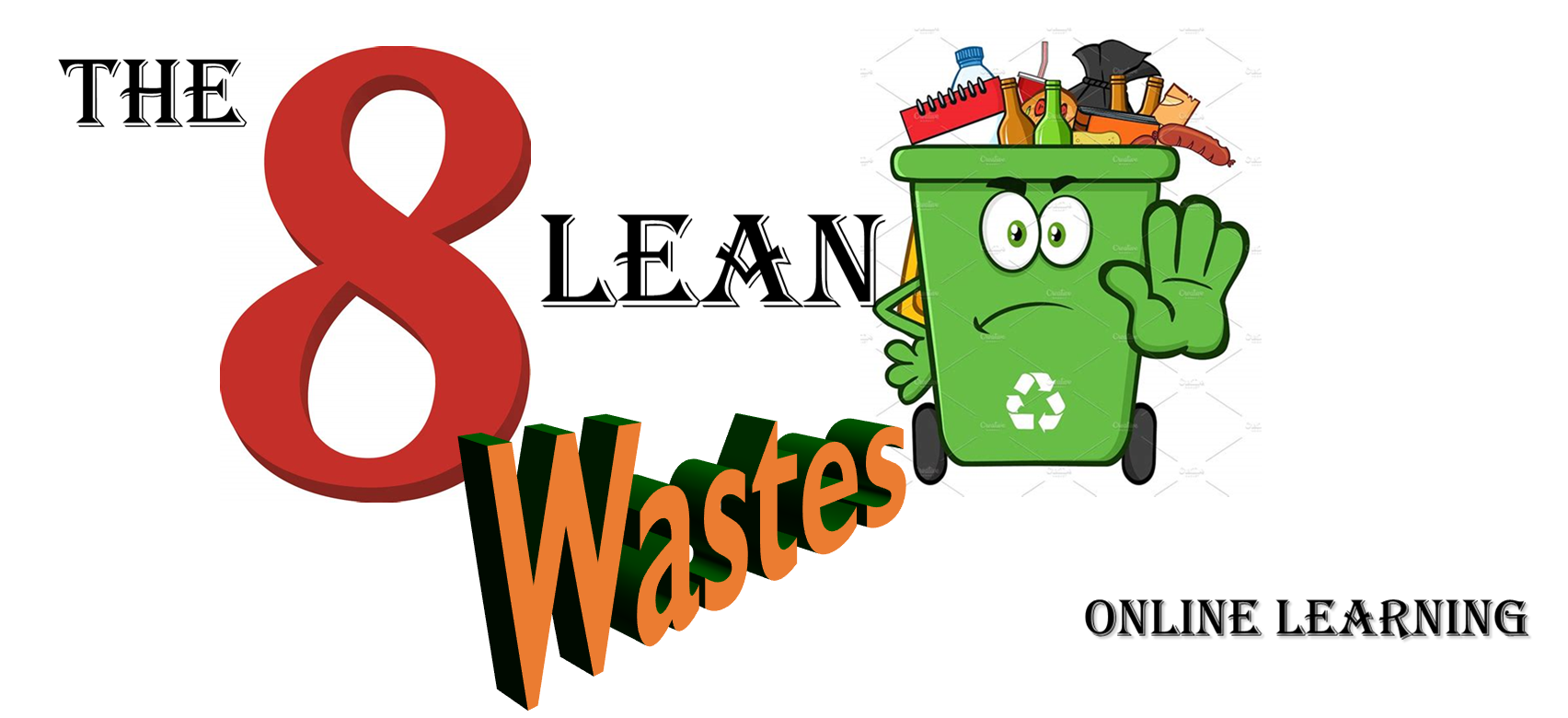 Online Lean 8 Wastes Training